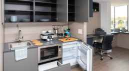 Virginia House Rooms with Kitchenette